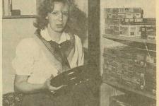 Gisela Lemcke 1981